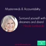masterminds and accountability