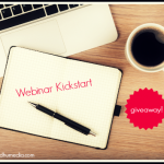 launch your first webinar