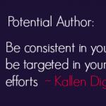 authorpreneur - Kallen Diggs