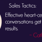 heart-centered sales conversations