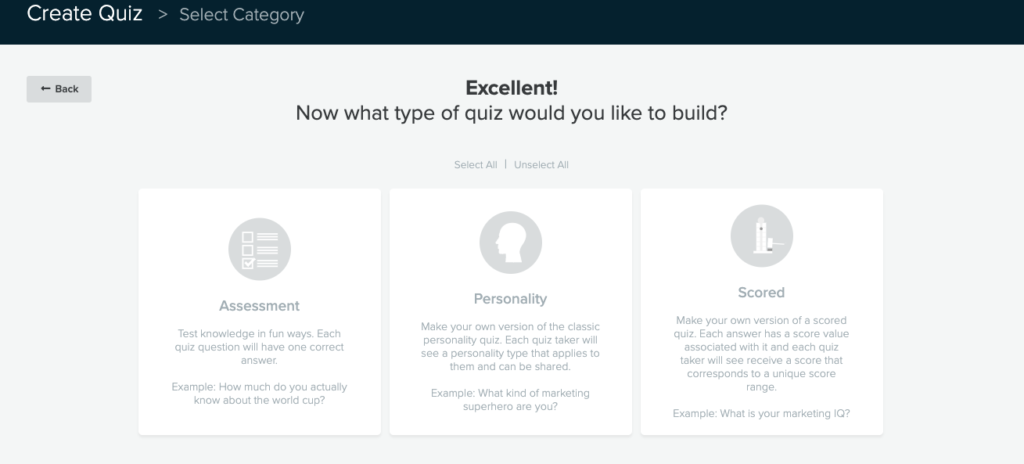 How To Create A Quiz With Interact Quizzes To Grow Your